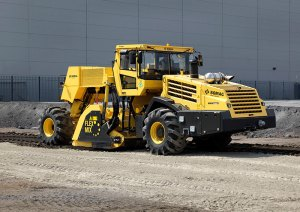 Bomag soil stabilizers help urban renewal in the UK | AggNet