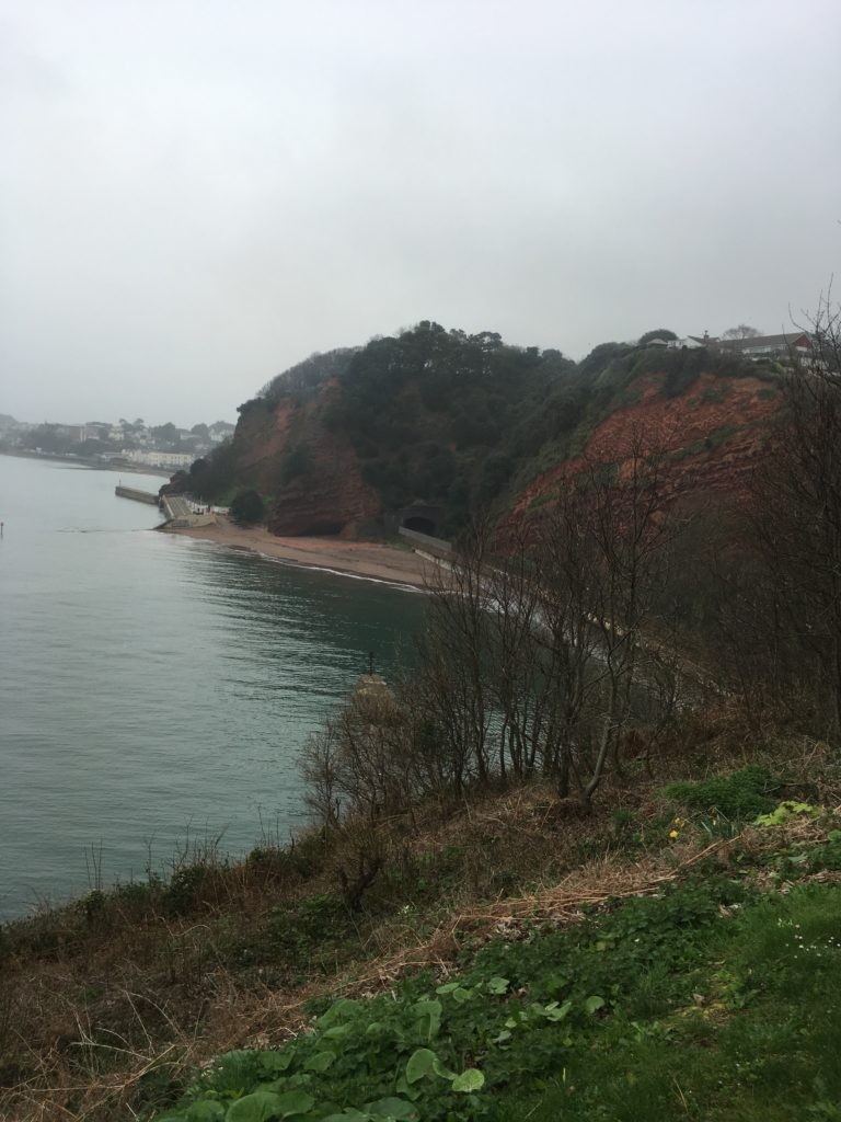 Gardens and grounds, The Cliffs Dawlish