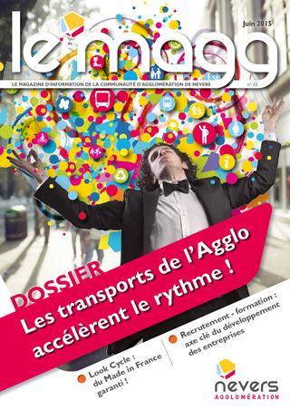 Le magg n°32 – Juin 2015