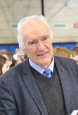 Jacques Francillon conseiller communautaire, Ville de Nevers
