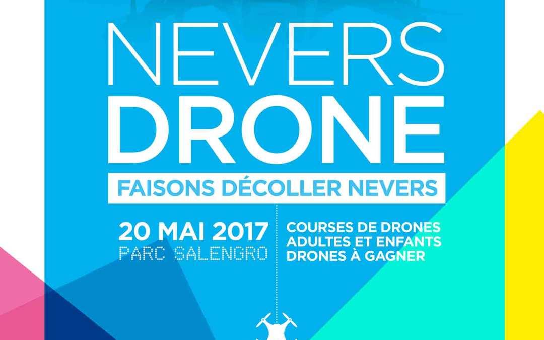 Nevers Drone – Faisons décoller Nevers !