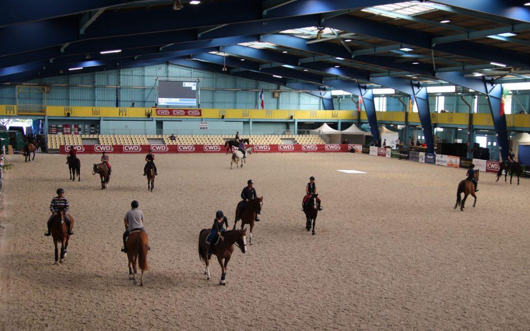 Jumping Indoor International de Nevers