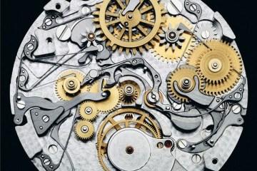 Image de mécanisme pour symboliser la qualité du travail.