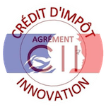 Logo agrément credit impot innovation CII