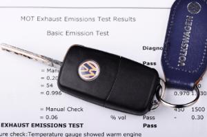 vw emissions test