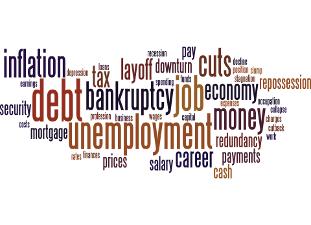Unemployment Collage