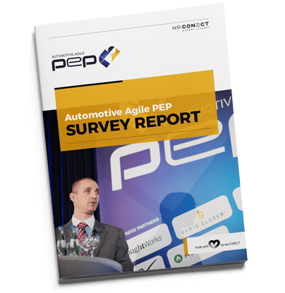 Survey Report Automotive Agile PEP