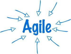 arrows with Agile