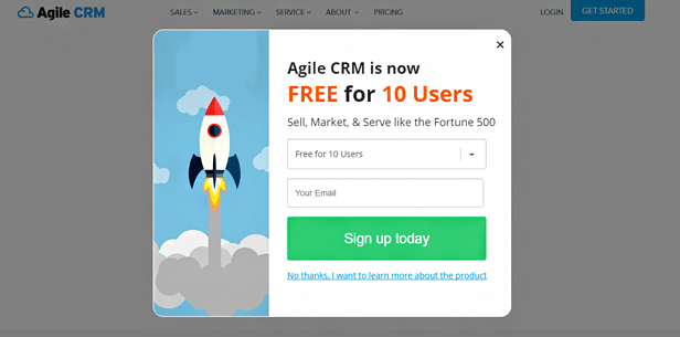Top 7 sales email templates for small businesses this is your chance to show them that you are invested in their success using your product this email template from agile crm will help you illustrate that maxwellsz
