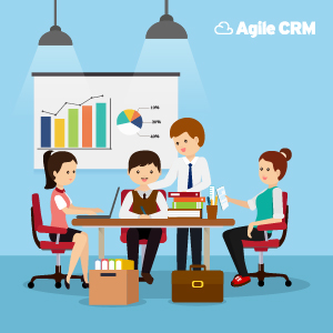 Collaborate with sales in defining your lead scoring model