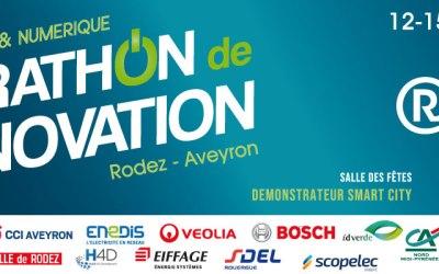 Stand 42 – Démonstrateur Smart City au Marathon de l'Innovation à Rodez 2019