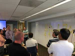 agile coaching session