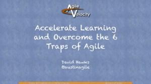 Overcome the 6 Traps of Agile