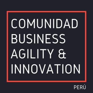 Logo Comunidad Business Agility Perú