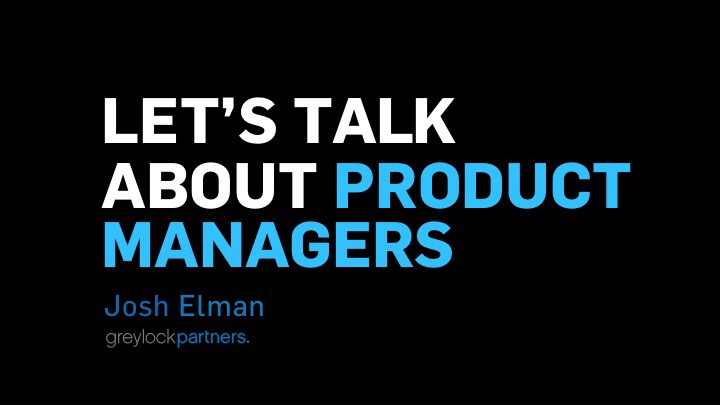Product Management = Incredibly Important
