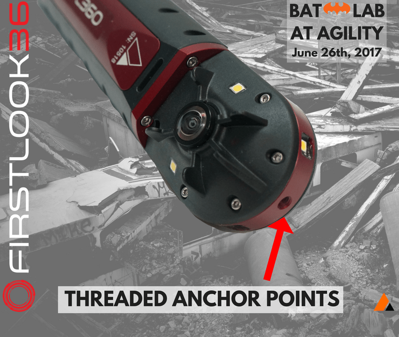 FL360 Threaded Anchor Points