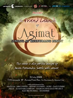 Agimat Project Launch Poster