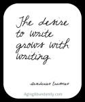 writing quote Erasmus