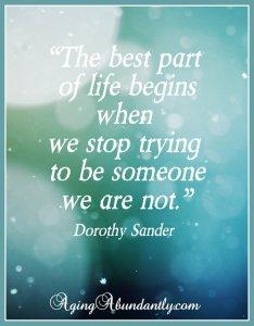quote Dorothy Sander