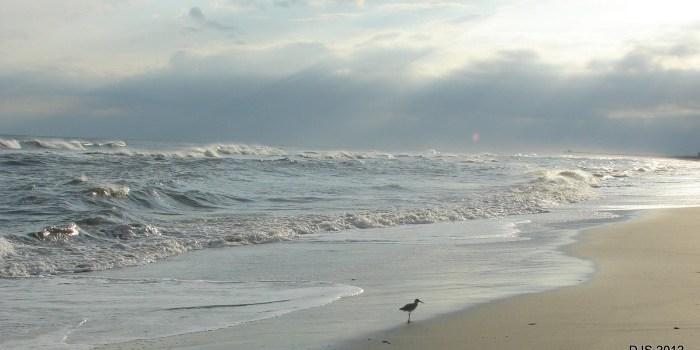 My Friend the Sea – A Meditation