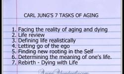 Carl Jungs 7 Tasks of Aging