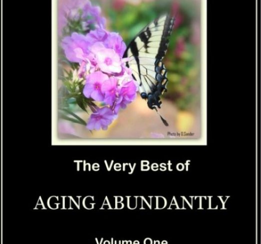 Best of Aging Abundantly Book Cover