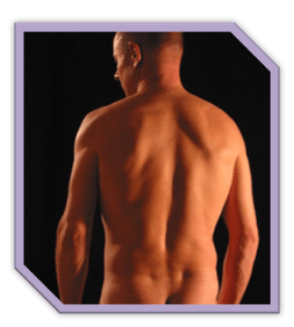 Simple Back Pain Tips —— using a   Secret Muscle