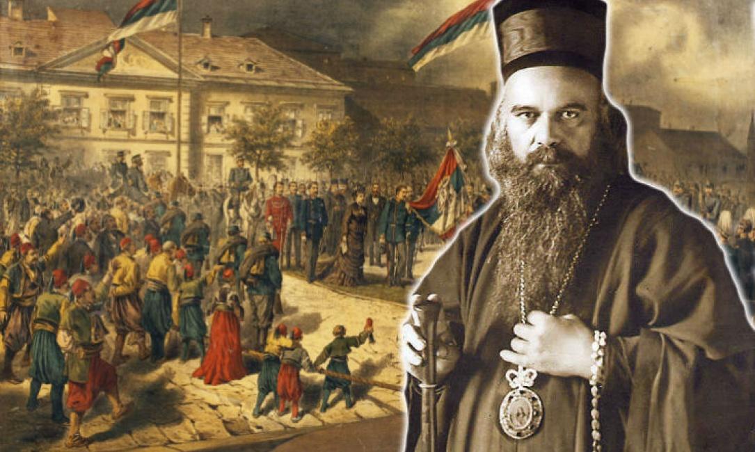 Ο Μέγας Χρυσόστομος των εσχάτων χρόνων~Άγιος Νικόλαος Επίσκοπος Αχρίδος