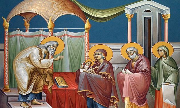 Ὑπαπαντὴ τοῦ Κυρίου. Θέλεις νὰ δῇς τὸ Χριστό; του μακαριστού Μητροπολίτου Φλωρίνης π. Αυγουστίνου Καντιώτου