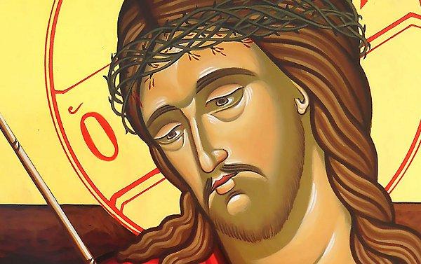 «ΦΘΑΣΑΝΤΕΣ ΠΙΣΤΟΙ ΤΟ ΣΩΤΗΡΙΟΝ ΠΑΘΟΣ ΧΡΙΣΤΟΥ ΤΟΥ ΘΕΟΥ