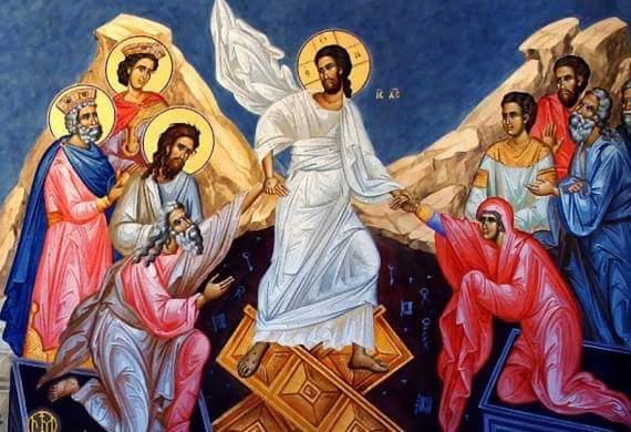 «Ο Εσταυρωμένος Αναστήθηκε και μας ακούει…αν αμφιβάλλεις…σε ερωτώ:»
