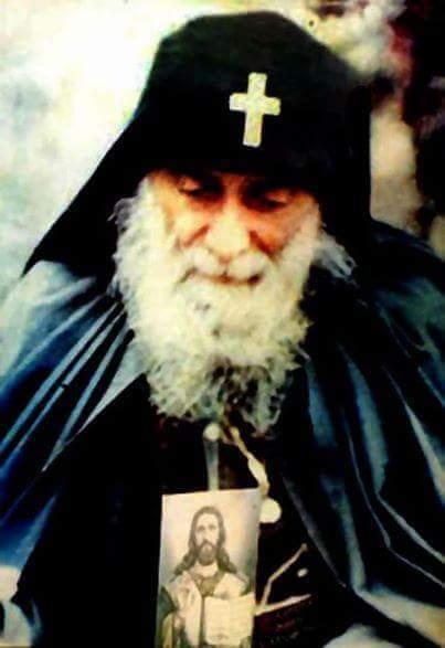 Άγιος Γαβριήλ ο δια Χριστόν Σαλός: Για τους άξιους ή μη ιερείς