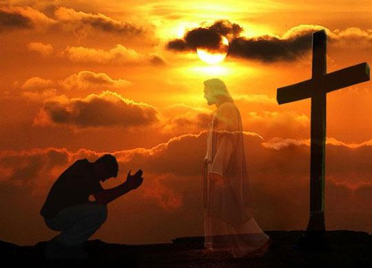Ο Θεός ζητά από εμάς μόνο τη μετάνοια μας