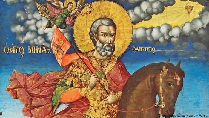 Άγιος Μηνάς  ο Μεγαλομάρτυρας και Θαυματουργός
