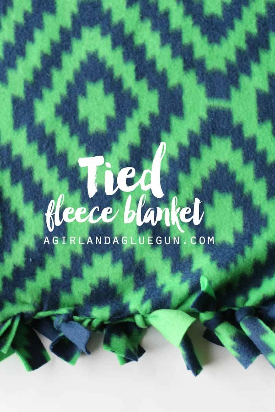 Ways Tie Different Blanket Fleece