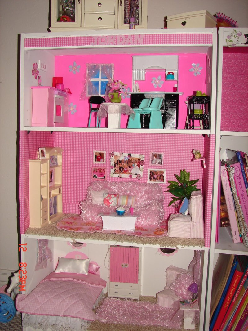 How To Decorate Your Barbie Doll House