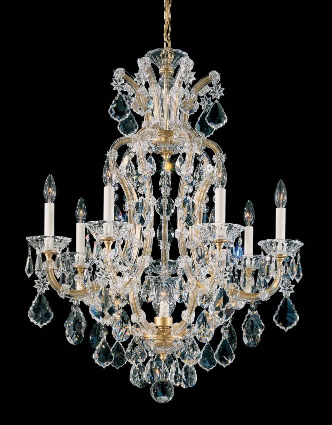Mesmerizing Maria Theresa Chandelier With Crystal