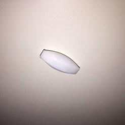 roervlo ovaal 25mm dun