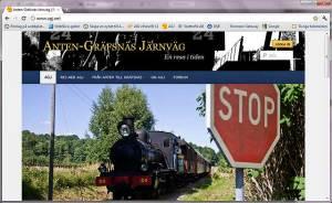 AGJ har fått en ny hemsida