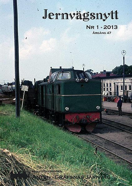 Jernvägsnytt 1-2013