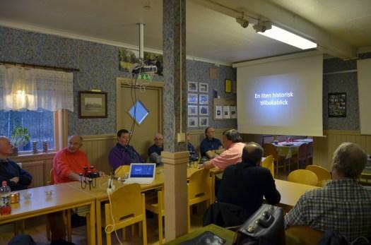 Föreningsmöte i Anten. Foto: Yngve CG