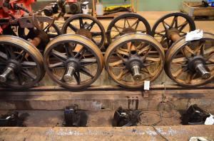 Hjulen till vagn 28