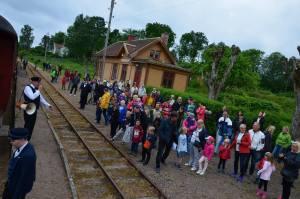 Kvarnabo station Foto: Yngve Emanuelsson