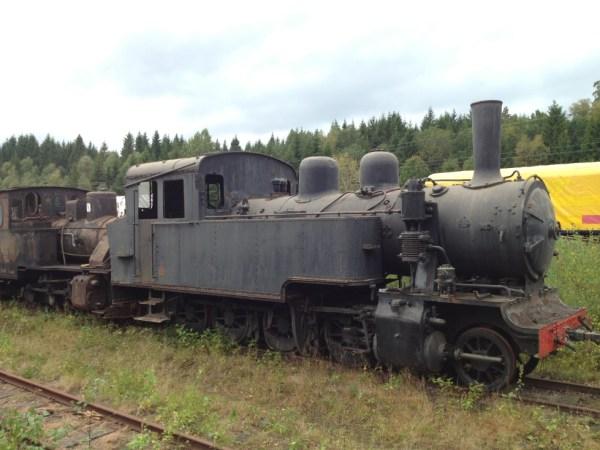 NKlJ 24 på AGJ. Foto: Bengt Nordh