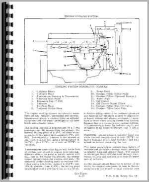 Allis Chalmers Engine Diagram  Wiring Diagram