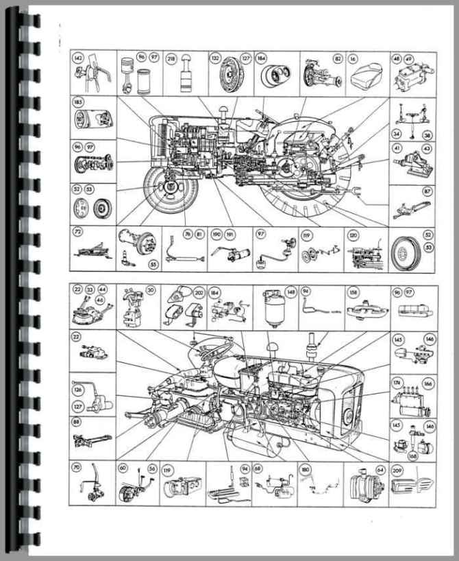 for 4000 ford tractor wiring harness diagram  auto wiring
