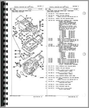 Ih 424 Parts Diagram Within Diagram Wiring And Engine
