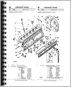 International 350 Utility Tractor On Wiring Diagram For Ih
