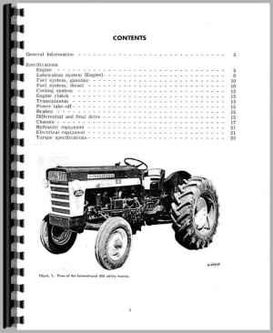 Farmall 560 Hydraulic Schematic | Manual Engine Schematics