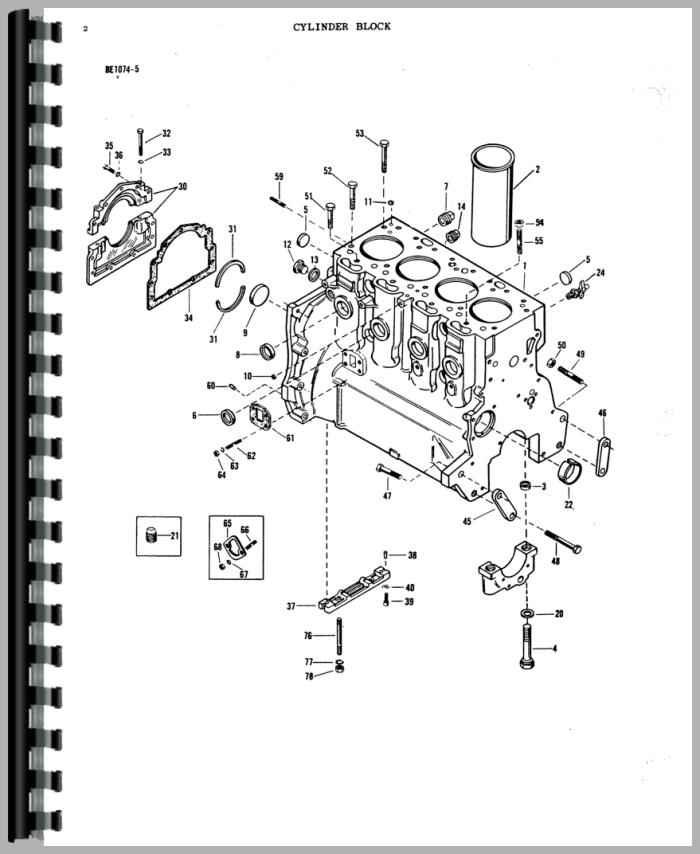 Massey Ferguson 180 Parts Diagram : Massey ferguson parts diagram motorview